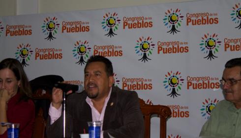 Congreso internacional por la paz - Colombia