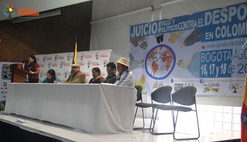 Juicio a la AngloGold Ashanti por beneficios tras la ejecución de graves violaciones a los derechos humanos y al DIH en Colombia
